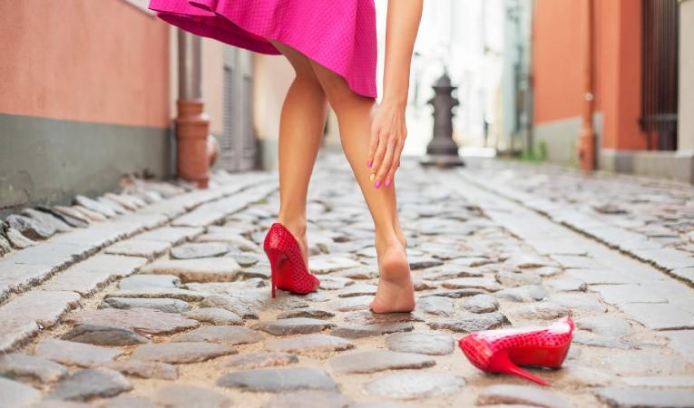 Что делать, если сильно натирает обувь