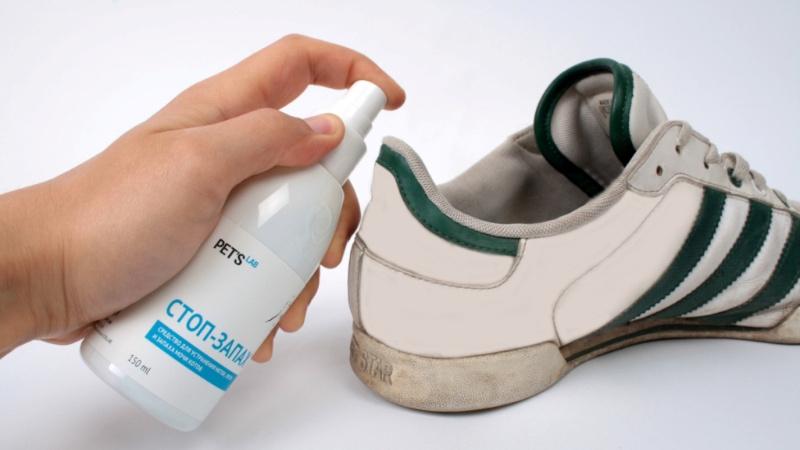 Воняют ботинки как убрать запах