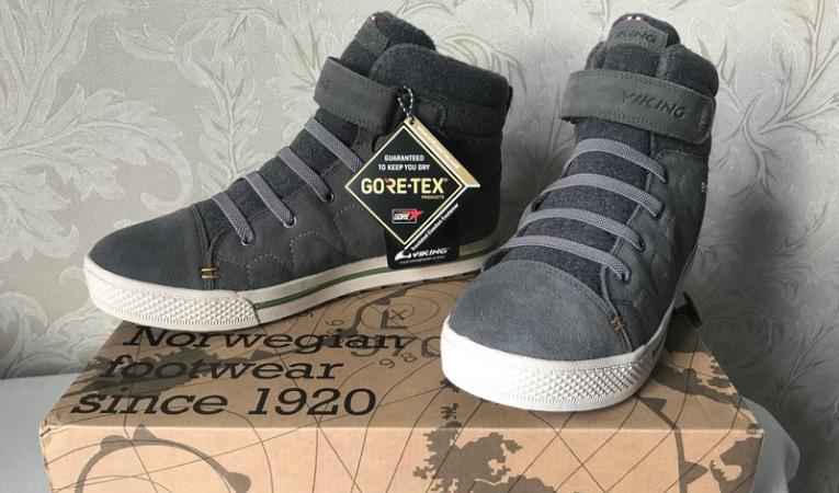 Обувь с этикеткой